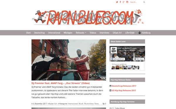 Rap-N-Blues.com